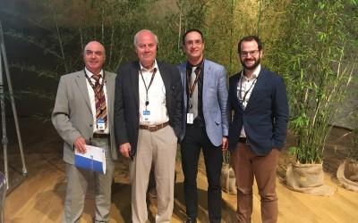 Participació al V Congrés conjunt de la AEA – SEROD 2017 a Alacant. Premi a la millor Comunicació Oral del Congrés.